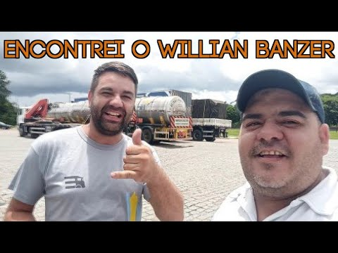 Encontrei O Willian Banzer !!!