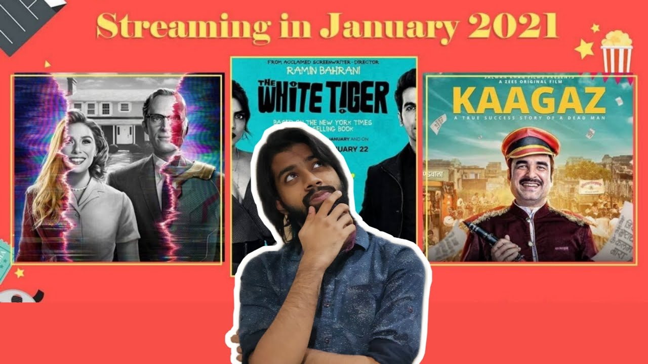 Top Movies & Webseries Releases In January 2021|Netflix|Amazon Prime|Disney+ Hotstar| ADNAN SHAI