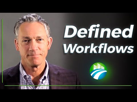 Defined Workflows | Why Workflow Process Mapping Is So Important - John Waters