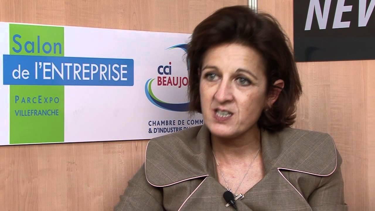 Cci du beaujolais salon de l 39 entreprise 2011 interview for Salon de l entreprise