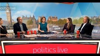Peter Hitchens discusses a second referendum on Politics Live (17/05/2019)