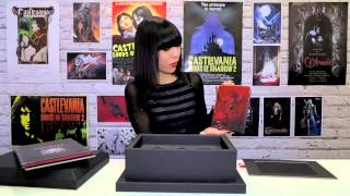 Castlevania: Lords of Shadows 2: Dracula's Tomb Unboxing