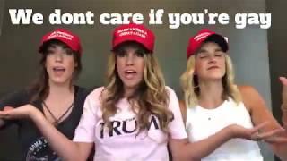 Real Women Vote Trump