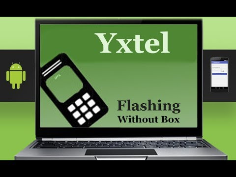 How To Flashing Yxtel Firmware (Stock ROM) Using Smartphone Flash Tool