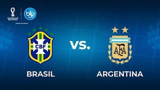 Brasil vs Argentina EN VIVO - Eliminatorias Sudamericanas Qatar 2022