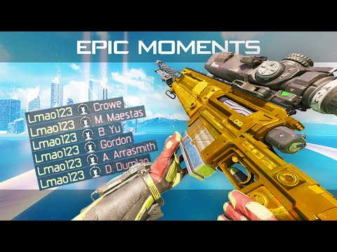 Black Ops 3: EPIC MOMENTS #3 (BO3 Best Moments Compilation)