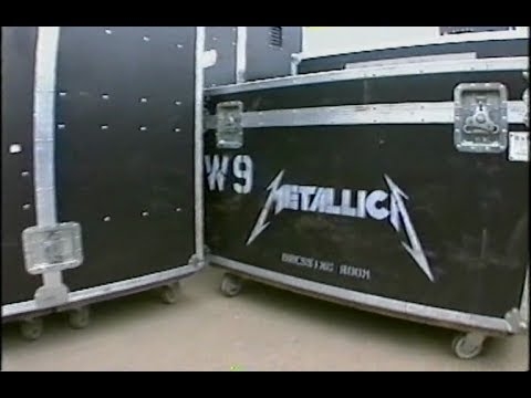 "Metallica - ""The Music Biz"" Documentary / Milton Keynes (1993) [Full TV Special]"