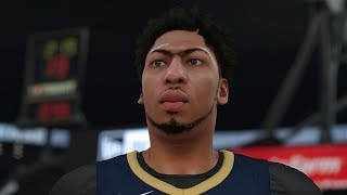 NBA 2K18 Top 10 Ratings of Power Forwards and Centers!