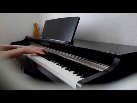 Overfly - Haruna Luna (Sword Art Online OST) Piano Cover