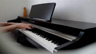 Gambar cover Overfly - Haruna Luna (Sword Art Online OST) piano cover