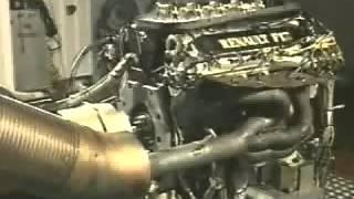 F1 RENAULT Engine