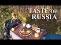 TASTE of RUSSIA: We Taste Colored Russian Cheese / Samovar Tea Party