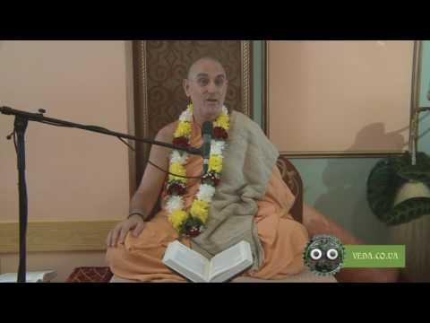 Бхагавад Гита 9.3 - Бхакти Видья Пурна Свами