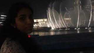 Enrique Iglesias   Hero Song Playing In Dancing Fountain In Dubai Mall