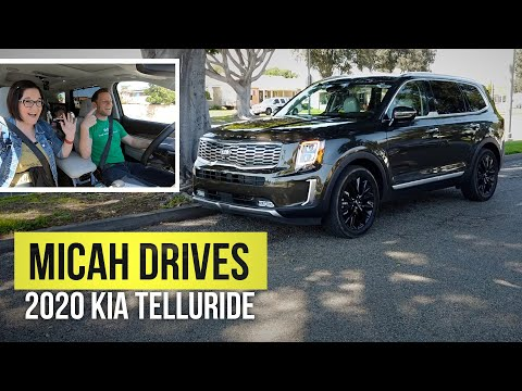 2020 Kia Telluride | The New King of Family SUVs?