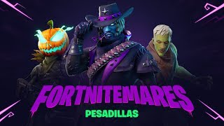 Fortnite - Fortnite: Pesadilla antes de la tempestad 2018