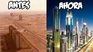 La Historia de Dubai Antes y Ahora