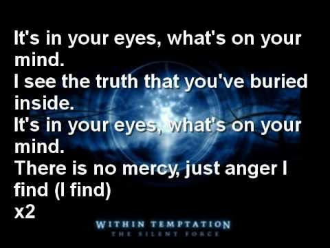 A Dangerous Mind - Within Temptation w/Lyrics