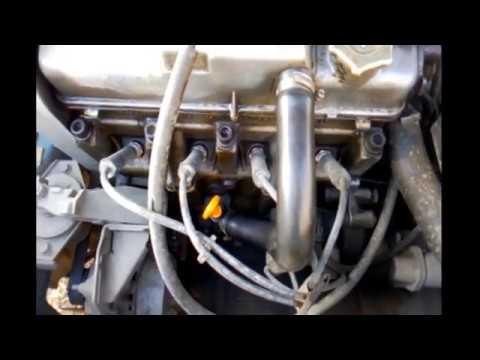 VIN 8-и кл. двигателя.