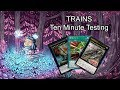 Download mp3 TRAINS - Ten Minute Testing 1/16/19 for free