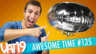Cosmic Putty, Golden Gummy Challenge, Giant Smarties & more! | A.T. #135