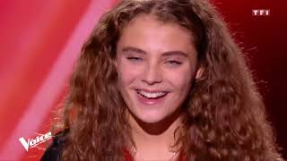 Maëlle Pistoia - Guillaume Grand - Toi et moi (The Voice France 7)