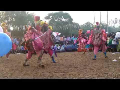 New Purulia chhou dance  Durjadhan mahato