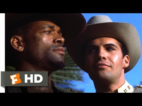 Posse (1/12) Movie CLIP - Walker Is Discharged (1993) HD