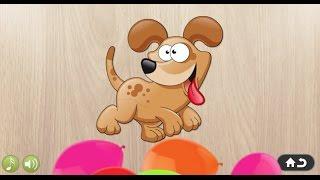 Развивающее видео для детей. Звуки и голоса животных для детей - ПОЛНАЯ  ВЕРСИЯ