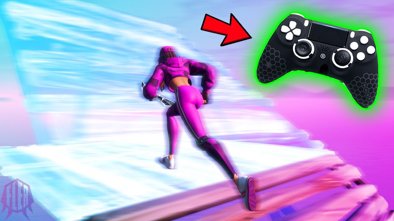 Download Trying The SCUF IMPACT Controller in Fortnite...