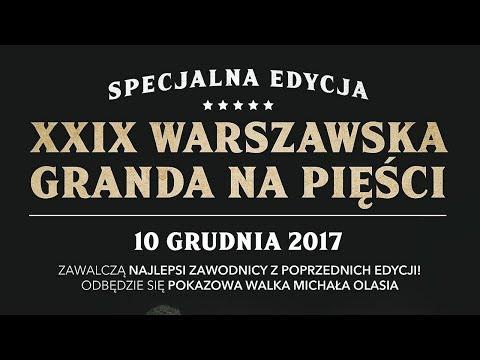 XXIX Granda na Pięści 2017 Warszawa