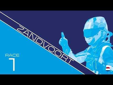 RE-LIVE: 1st Race FIA Formula 3 At Zandvoort