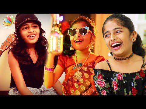 Mashup Rani Praniti Singer Interview   Aruvi, Sun Singer   Soppana Sundari Song