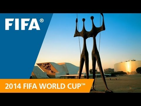 World Cup Host City: Brasilia