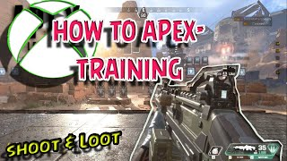 How to Apex Legends (training) - Xbox One S