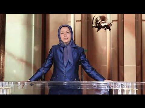 سخنرانى مريم رجوى در مراسم گراميداشت شهداى 19 فروردين