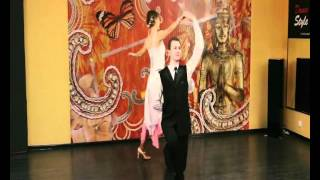 Урок свадебного танца.вальса