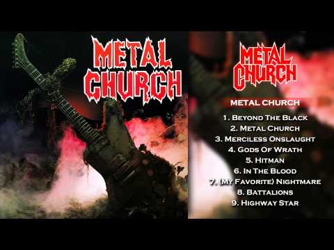 Metal Church - Metal Church (Full Album)