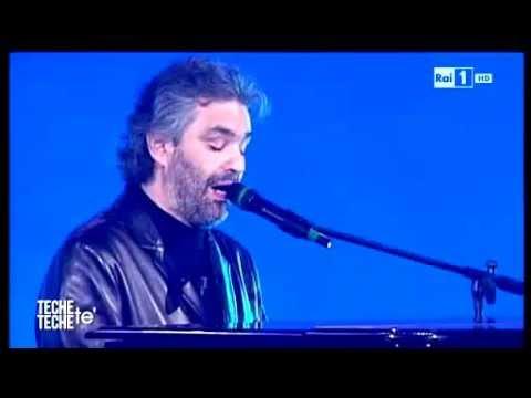 Fiorello & Andrea Bocelli