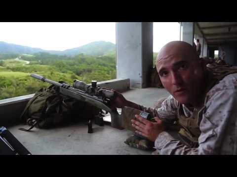 Marine Scout Sniper • Fundamentals Of Long Range Shooting