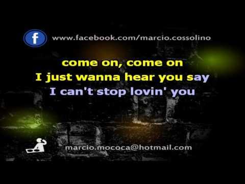 Van Halen - Can't Stop Lovin' You - Karaoke