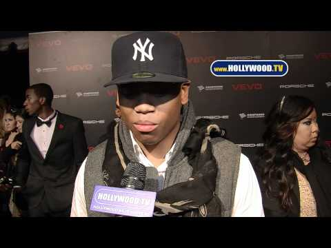 Tristan Wilds VEVO Event With Ne Yo And Friends at The Avalon 112110 YT