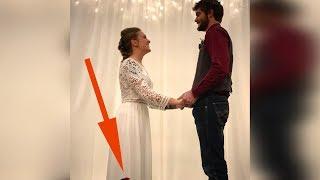 Когда появилась подружка невесты, про саму невесту забыли сразу.