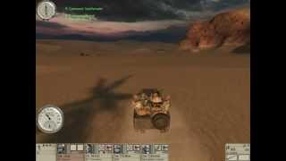 Hidden and Dangerous 2 Sabre Squadron walkthrough: mission 4: Op. Heat - Sitting Duck [HD]