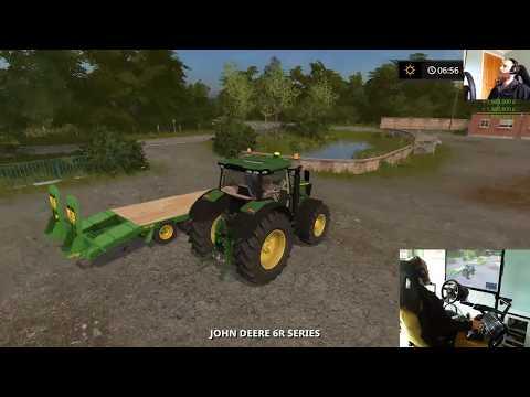 farming simulator 17 upton farm live stream E1