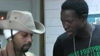 Crazy African from Repos (scene clip)