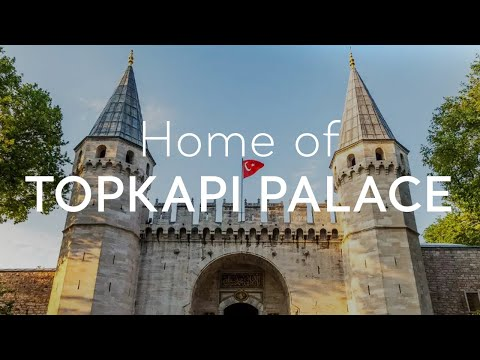 Turkey: Home Of TOPKAPI PALACE