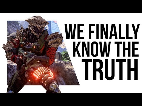THIS IS WHY Mass Effect Andromeda was such a DISASTER!