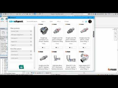 REVIT - BIM Frabo tutorial video thumbnail