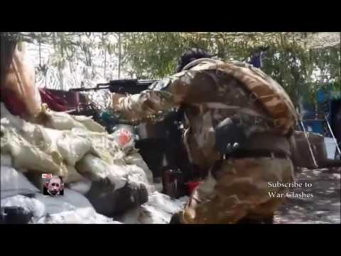 War | Ukraine War - CLOSE Combat Footage During Heavy Clashes Action Fighting On Frontline
